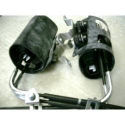 Motor Valvula de escape Yamaha YZF R6.