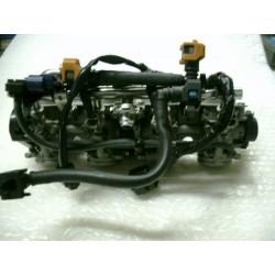 Rampa de inyectores Yamaha YZF R6.