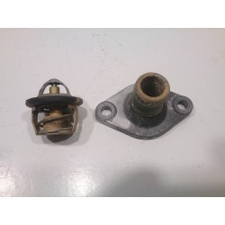 Thermostat and cover CRM125