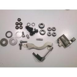 Engine Scews Honda CRM125R. Years 1990-1994.