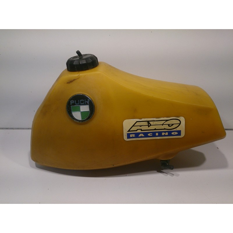 Dipòsit gasolina Puch Condor minicros any 1982.