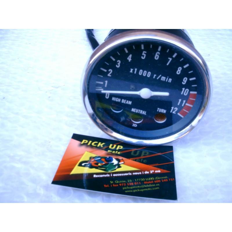 Rellotge compta revolucions Suzuki GN 125