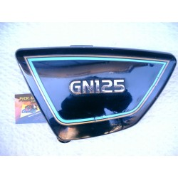 Left side cover Suzuki GN 125