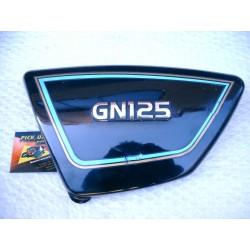 Left side cover Suzuki GN 125