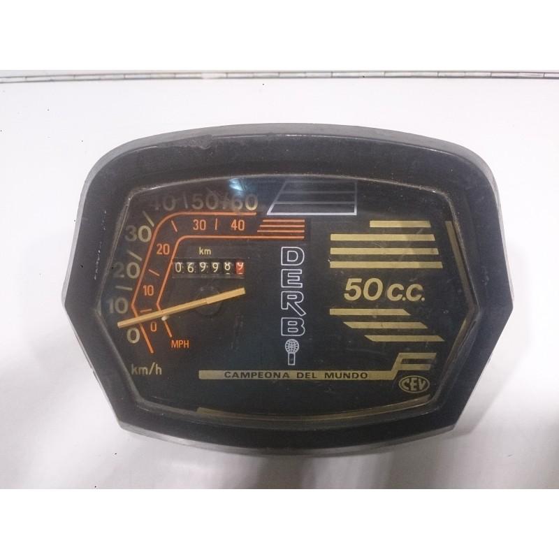 Velocimeter or speedometer Derbi Variant Start