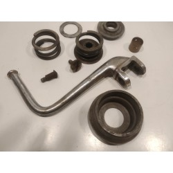 Starter pedal and several Puch Condor Minicros