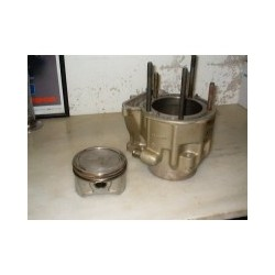 Cylinder and piston Aprilia Pegaso 650