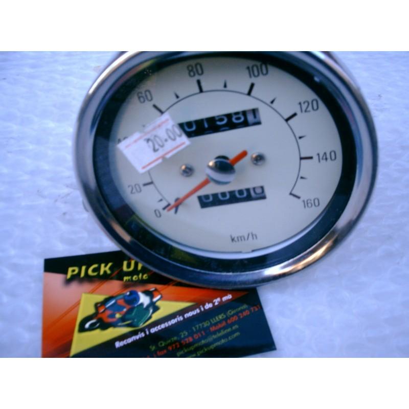 Odometer - speedometer