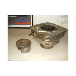 Cylinder and piston Yamaha XT 600E