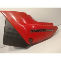 Left side cover Yamaha seat YBR125