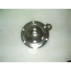 Chromed horn 12V