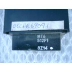 CDI o Centralita electrónica Honda CBR600F.Ref.MT6.