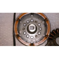 Magnetic flywheel Suzuki GS 500E
