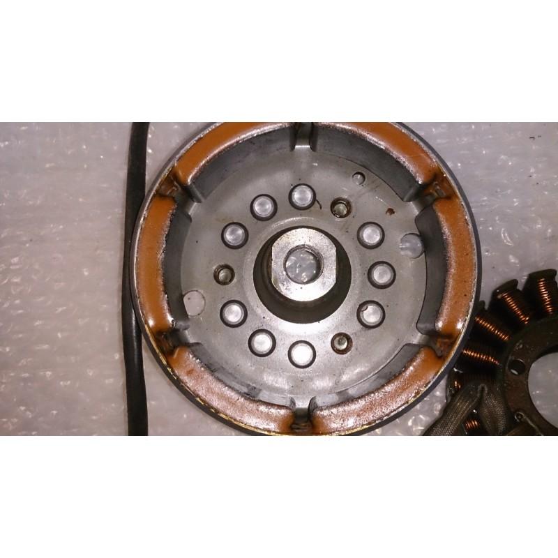 Magnetic flywheel Suzuki GS 500E