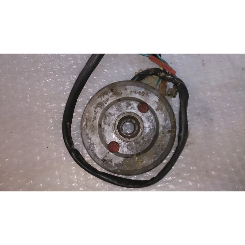 Flywheel and stator Motoplat Mini 6