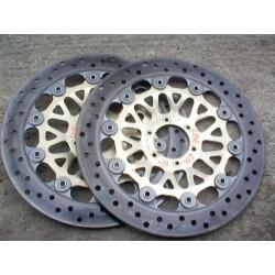 Brake discs Honda CBR 600F