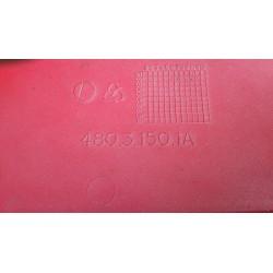 Deflector aire derecho Ducati 999S