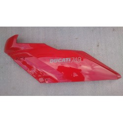 Left upper half-fairing Ducati 749