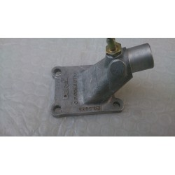 Intake nozzle to reed box for Derbi Variant