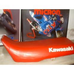 Asiento Kawasaki KLR 650...