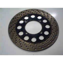 Rear brake disc SUZUKI GSX 600F or GSX 750F