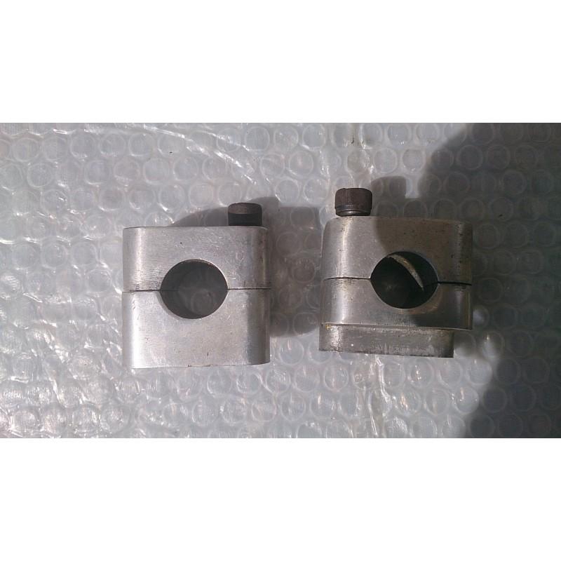 Handlebar clamp brackets Bultaco Frontera 370/250 MK11