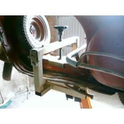 Elevador Moto Vespa Hidraulico
