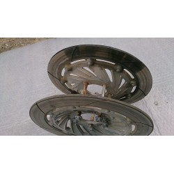Front brake discs Honda VF 750F Interceptor