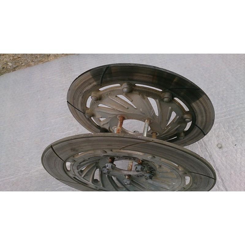 Front brake discs Honda VF 750F Interceptor
