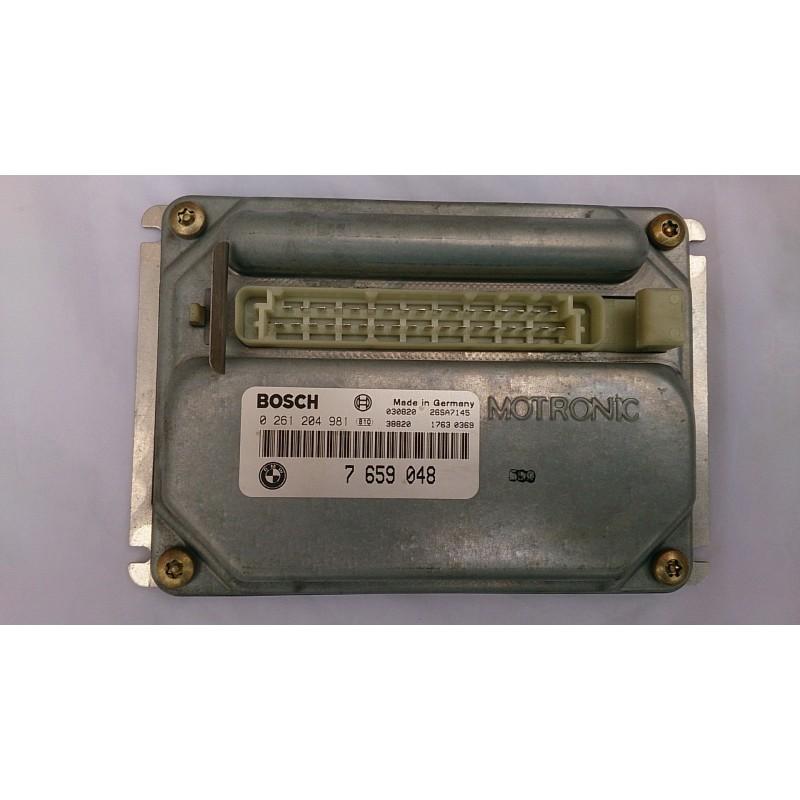 ECU or engine control unit BMW K 1200 LT