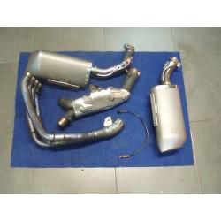 Exhaust Yamaha YZF R1