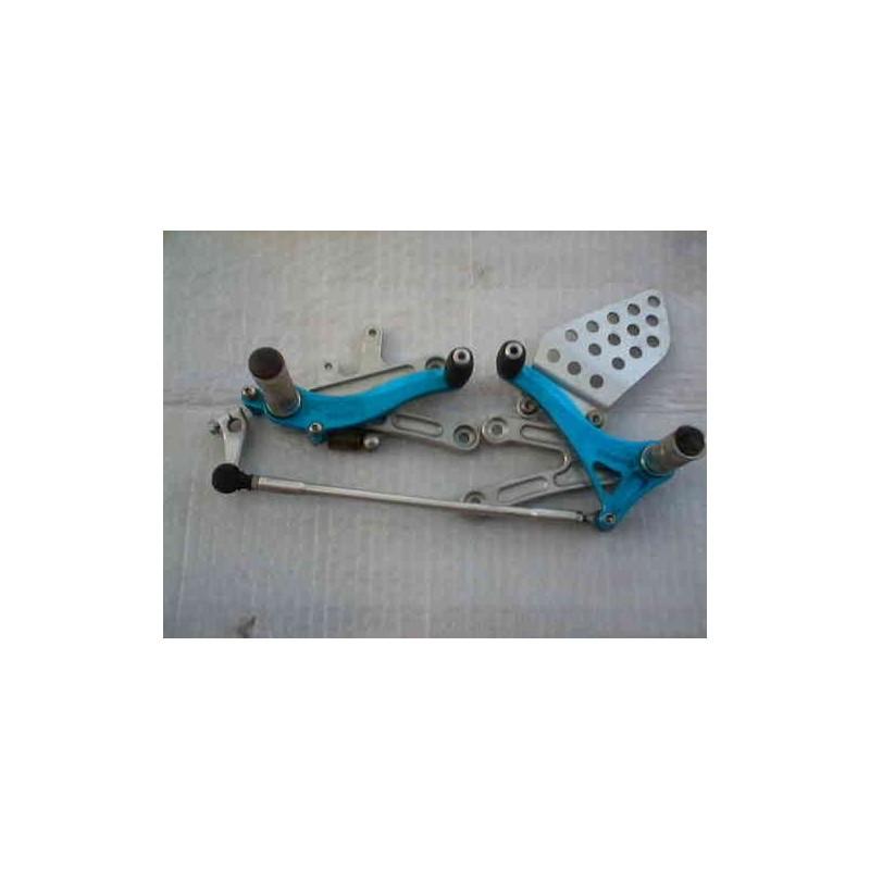 Estriberas retrasadas Prova Honda CBR900RR