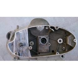 Engine crankcase and crankshaft with sprocket starter Sanglas 400F