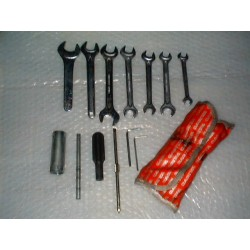Tool kit with case CAGIVA