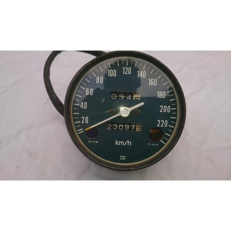 Reloj cuenta kilómetros velocímetro Laverda 350