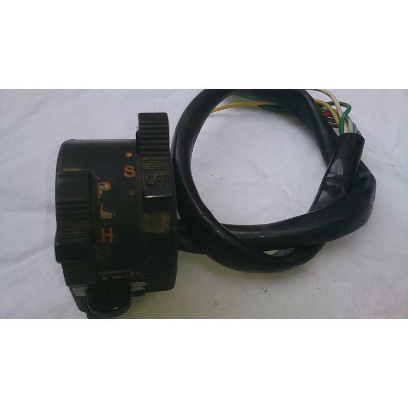 Left handle bar control device Laverda 350
