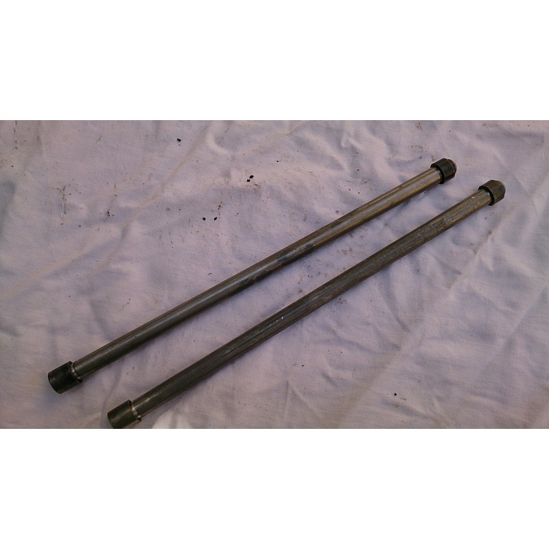 Push rod lever valves Sanglas 400F