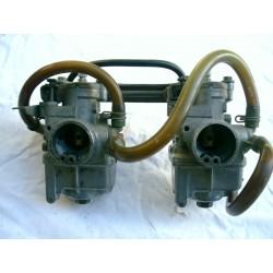 Set carburadores Dellorto PHBL 24 Laverda 350