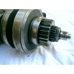 Crankshaft assembly Laverda 350