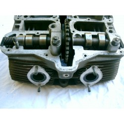Cylinder head with valve guide Laverda 350