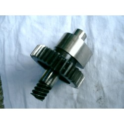 Exhaust cam with shaft for Sanglas 400F