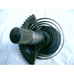 Set full pedal shaft starter Sanglas 400F