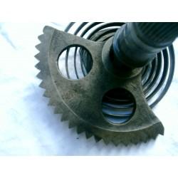 Set full pedal shaft starter Sanglas 400F