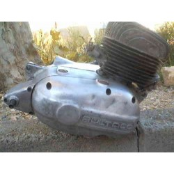 Engine type Bultaco...