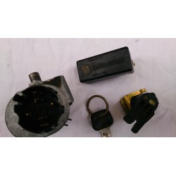 Clausor, CDI and seat lock Peugeot Speedfight 2 50