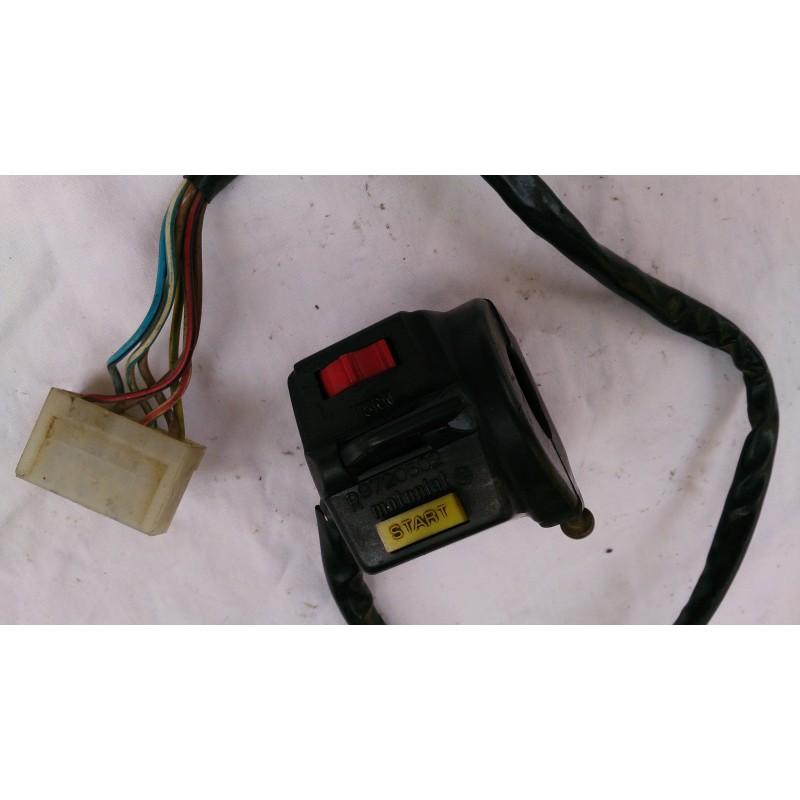 Piña derecha interruptor arranque Sanglas 400F