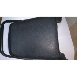 Kawasaki GPX 600R back seat