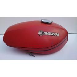 Dipòsit gasolina Laverda 350