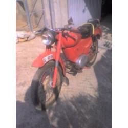 Moto Guzzi Lario 110