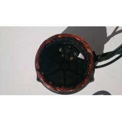 Alternator and alternator cover assembly Yamaha XJ 650